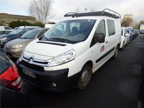 citroen jumpy l2h1 2 0 hdi 125 cv   double cabine 6 places - annonce