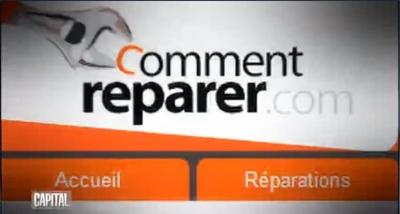Capital M6 : réparer soi-même (vidéo)