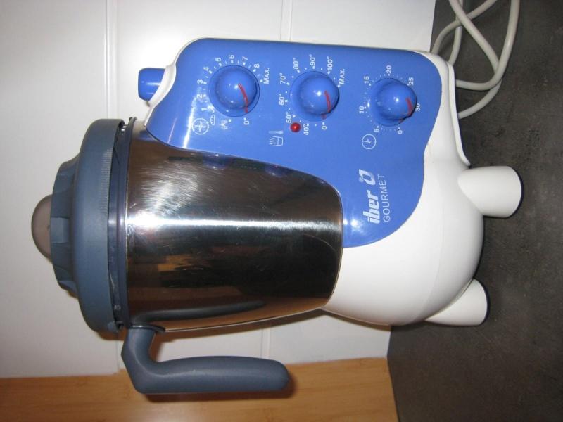 Robot mixeur couteau robot iber gourmet apprenez tout r parer - Iber gourmet repuestos ...