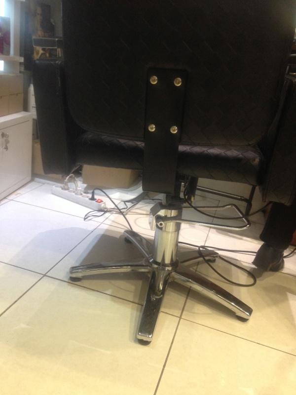 comment reparer le pied d'un fauteuil