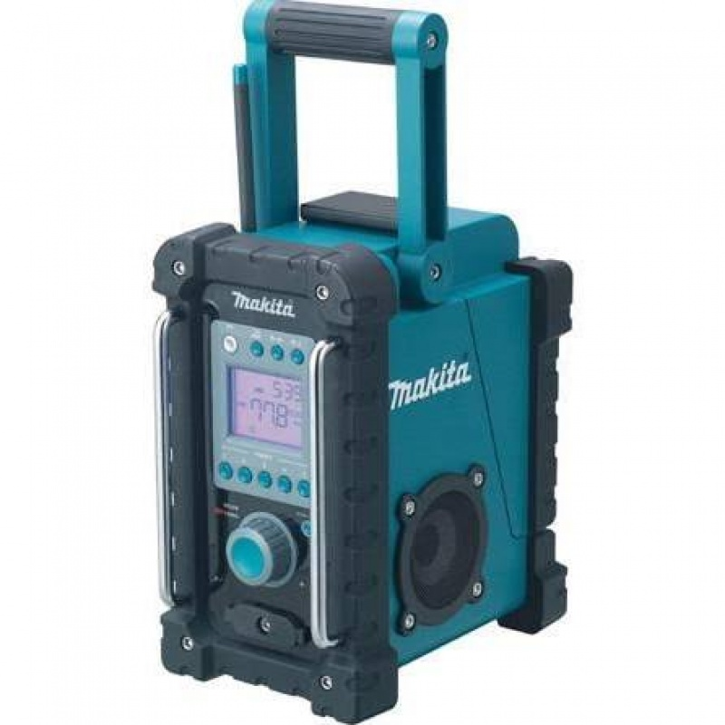 radio radio de chantier makita bmr 100 ne fonctionne plus sur batterie r par. Black Bedroom Furniture Sets. Home Design Ideas