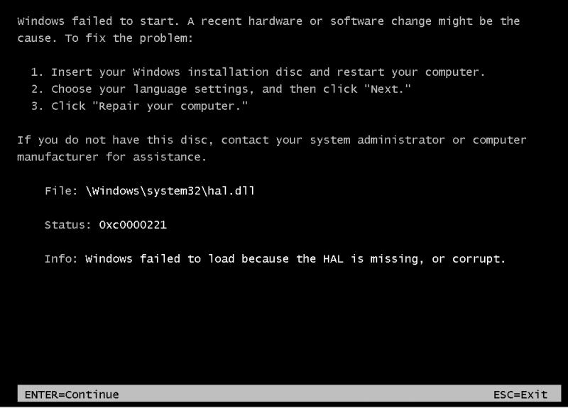 comment reparer un ordinateur qui ne demarre plus