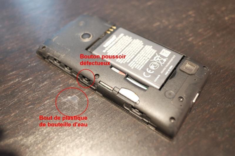 comment reparer un nokia lumia 800