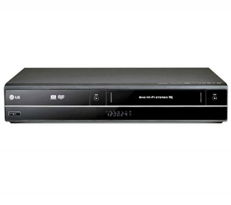 lecteur dvd cd enregistreur combin lg rc388 vhs dvd. Black Bedroom Furniture Sets. Home Design Ideas