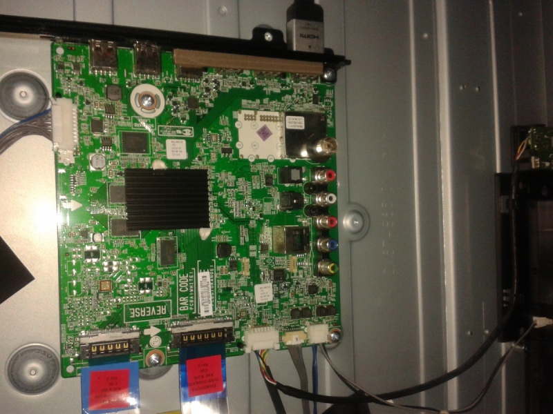 comment reparer tv lcd